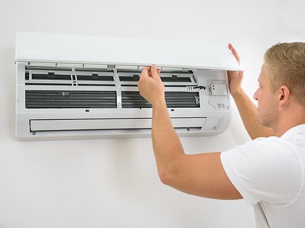 How to repair air conditioning