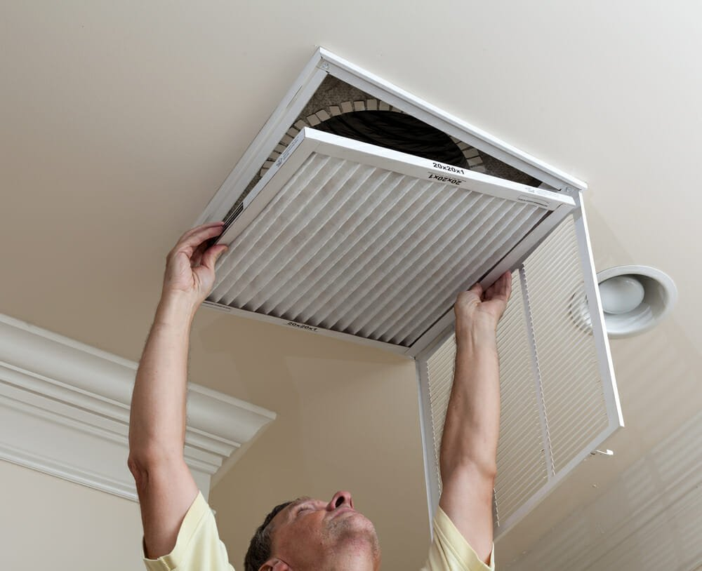 How Often Should You Change Your HVAC Air Filter? | Above ...