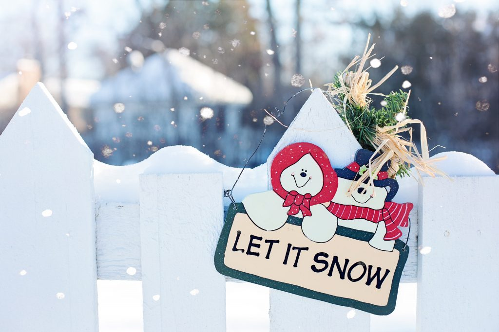 Let it snow - heating and service options Above n Beyond Services